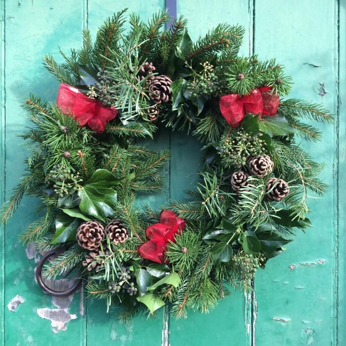 Traditional_christmas_Wreath_DebbieCooke.com
